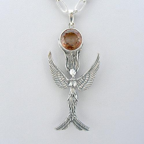 Lady Phoenix Pendant