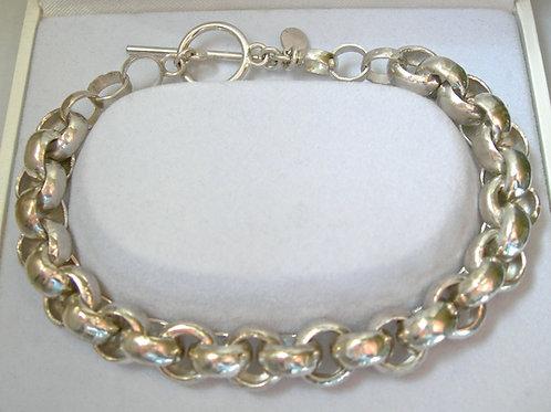 Belcher Chain Bracelet