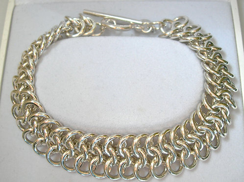 Heavy Chainmaille Bracelet