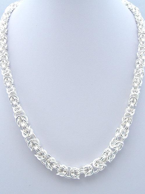 Graduated Byzantine Chain Necklace
