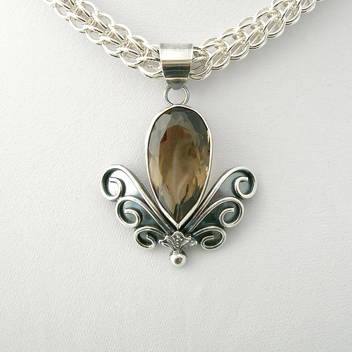 Smokey Quartz Necklace