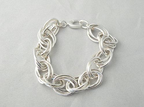 Triple Oval Bracelet
