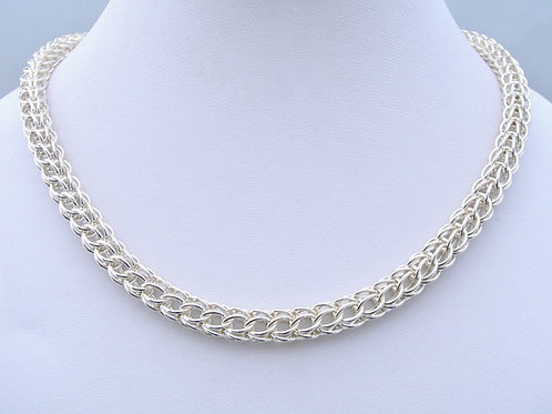 Persian Chain Necklace   (large)