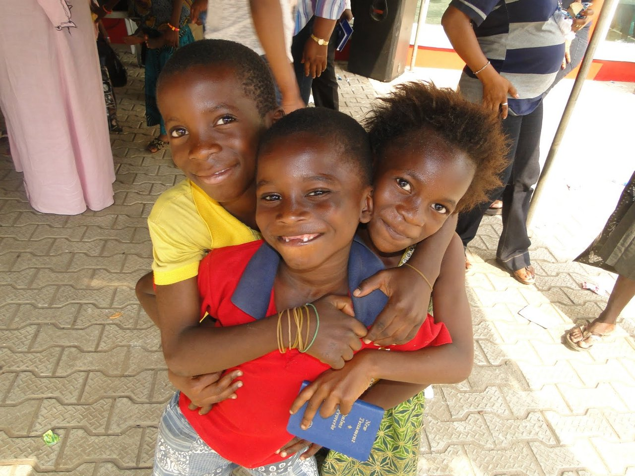 Mission for Africa:Nigerian Children