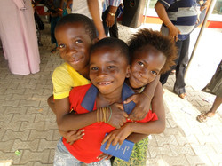 Mission for Africa:Nigerian Children
