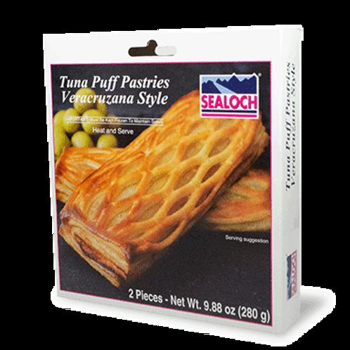 Tuna Puff Pastries Veracruzana Style (2ct.) 9.88 oz