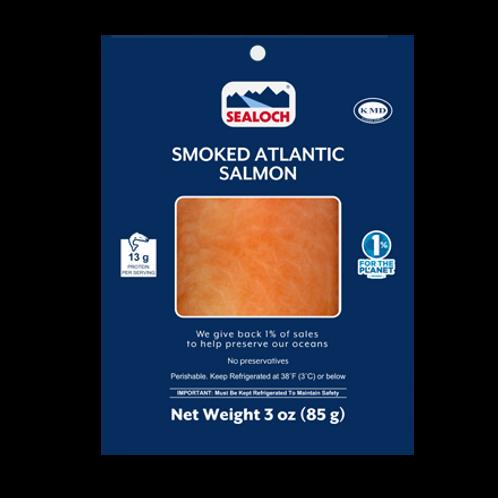 Smoked Atlantic Salmon 3 oz