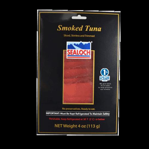 Smoked Yellowfin Tuna 4 oz