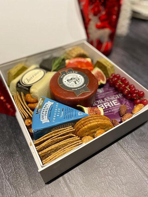 British Artisan Cheese Gift Box