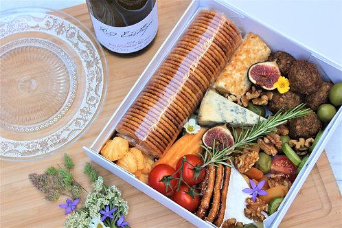 Cheese Lovers Graze Box