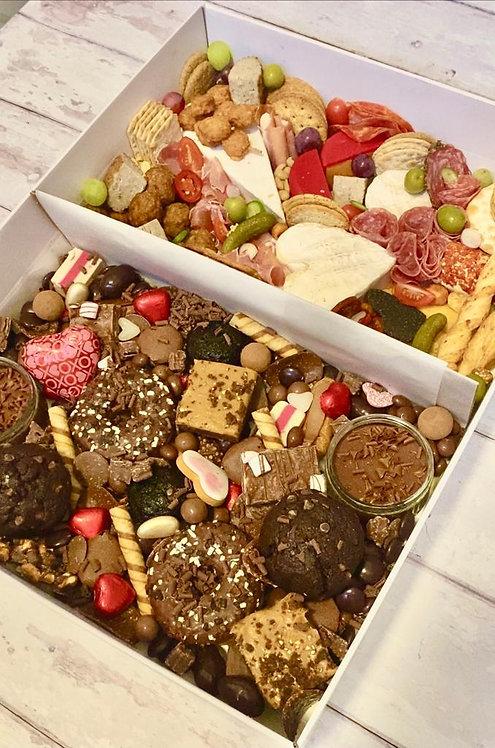 Date Night Graze Box