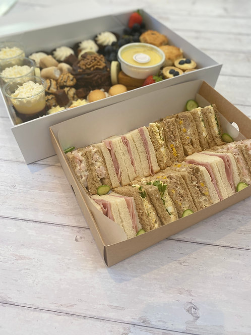 Graze Afternoon Tea for 4