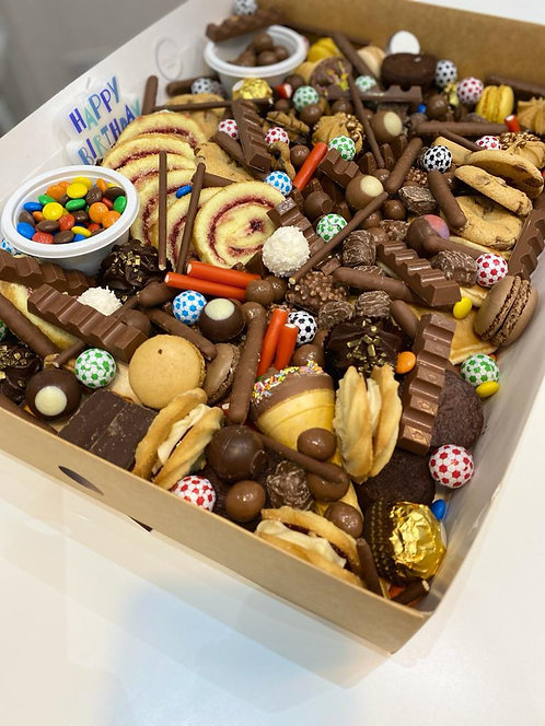 The Chocolate Graze Box