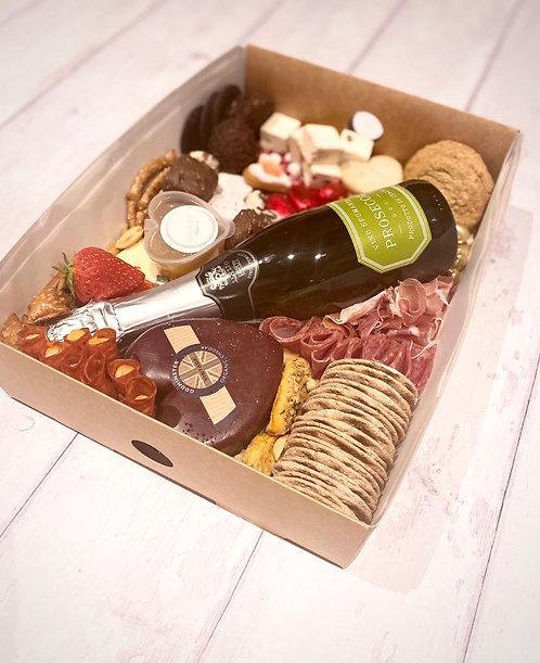 The Romance Graze Box