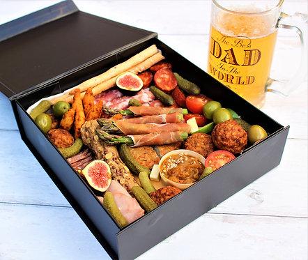 Meat Feast Graze Box