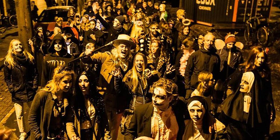 Haarlem Halloween Parade 2019