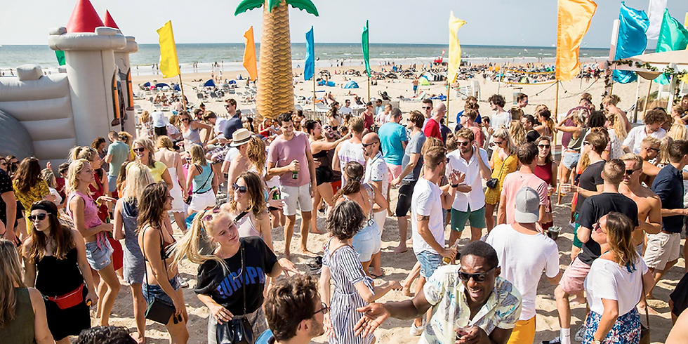 Strandverblijf 2019