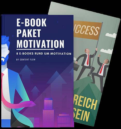 E-Book Paket Motivation