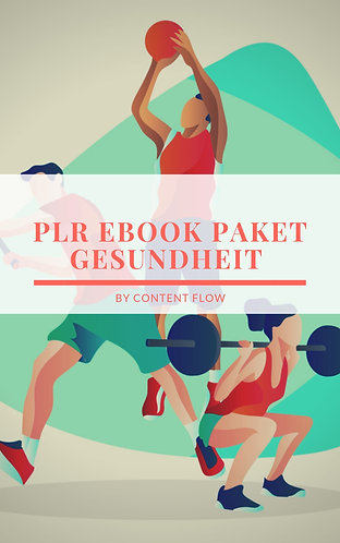 E-Book Paket Gesundheit