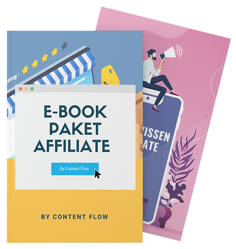 E-Book Paket Affiliate