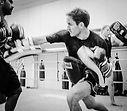 Titan Training Ground Muay Thai Pad Work Counter Strike