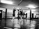 Titan Training Ground Muay Thai Pad Work