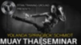 TTG Yolanda Schmidt Muay Thai Seminar 14