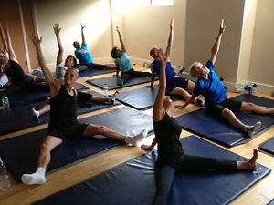 Fitness classes strood rochester kent medway