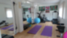 Personal Training private studio Medway Rochester Chatham Strood Kent