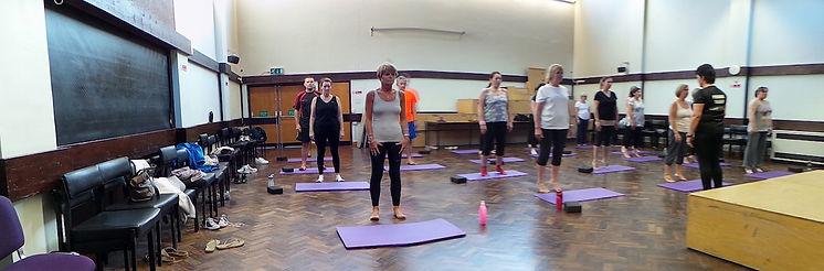 Jane Brennan Fitness Medway Kent