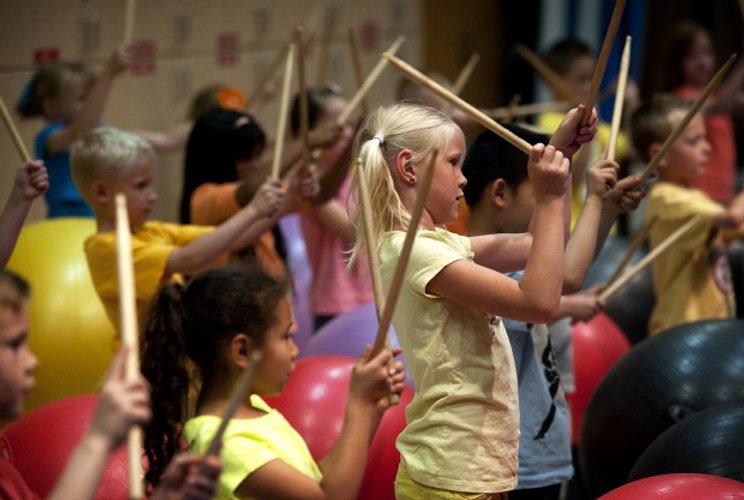 Drums Alive for Schools in Kent Medway Rochester Strood Gillingham Chatham Borstal Medway