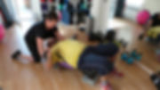 Fitness classes medway rochester strood borstal