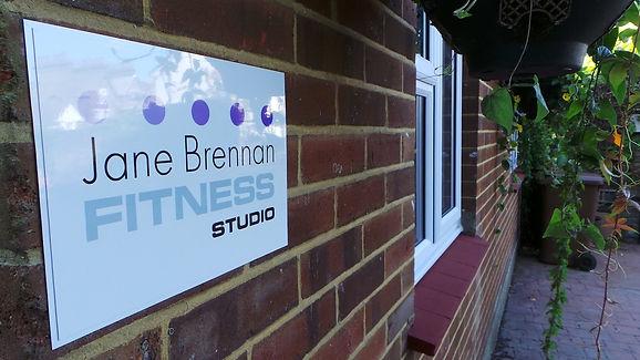 Jane Brennan Fitness studio Medway Kent