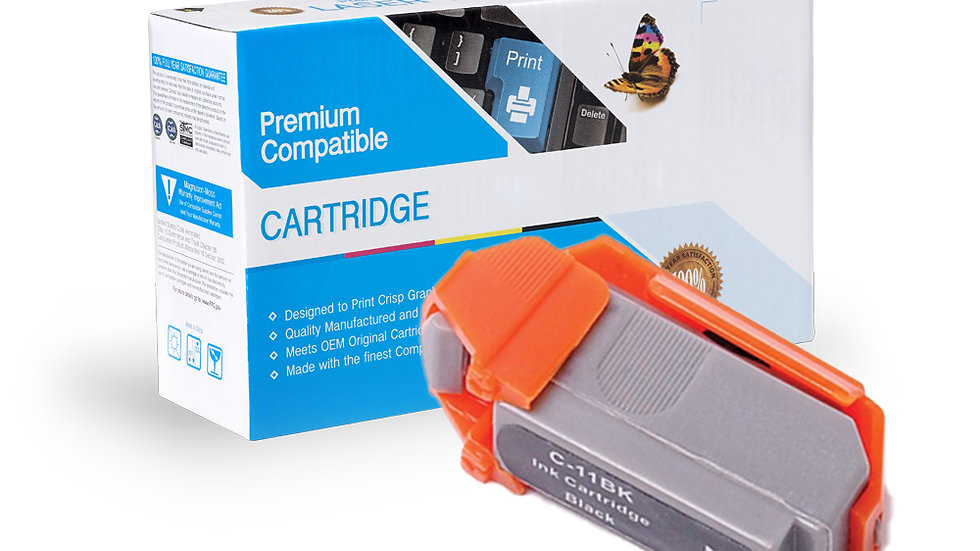 Canon Compatible Ink Cartridge BCI-11Bk