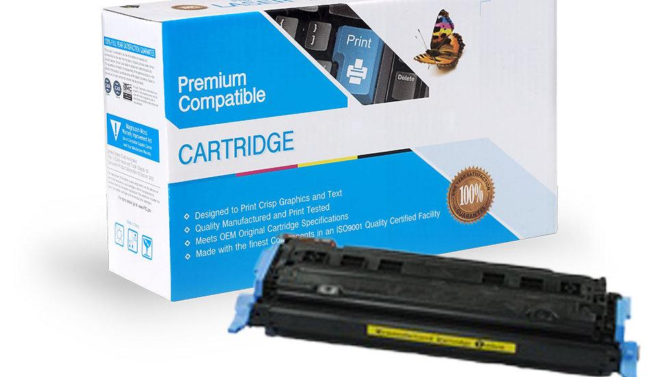 HP Q6002A Compatible Yellow Toner Cartridge
