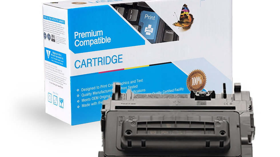HP CE390A Compatible Black MICR Toner Cartridge