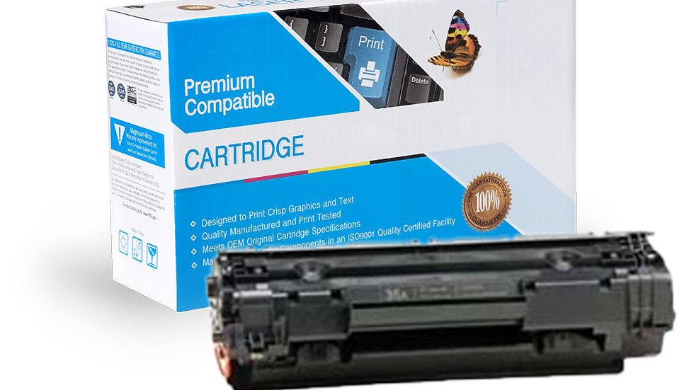 HP CB436A Compatible Black Toner Cartridge