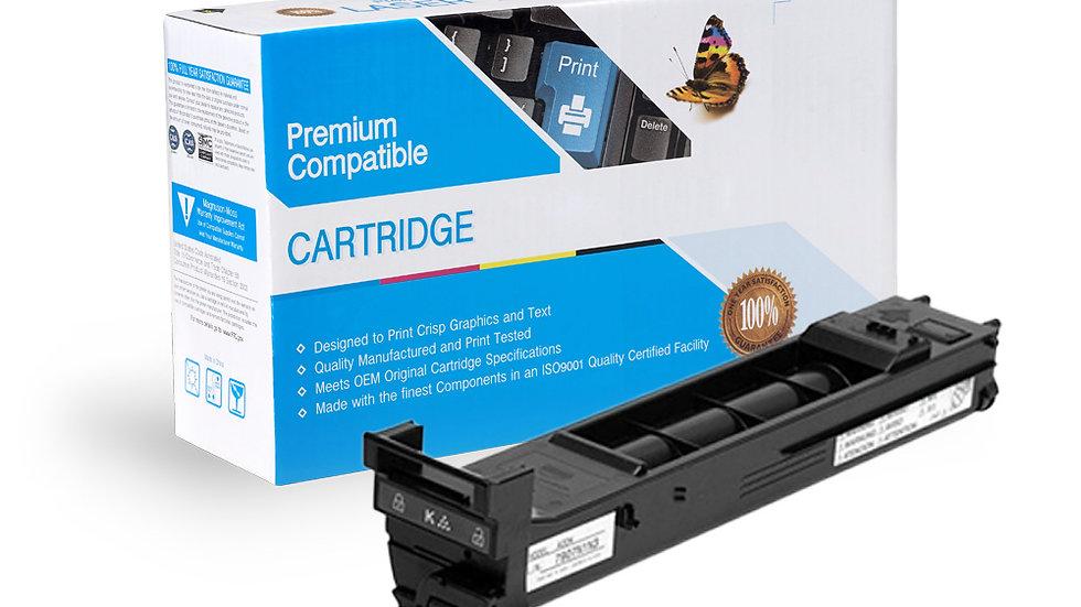Konica Minolta A0DK132 Compatible Black Toner Cartridge