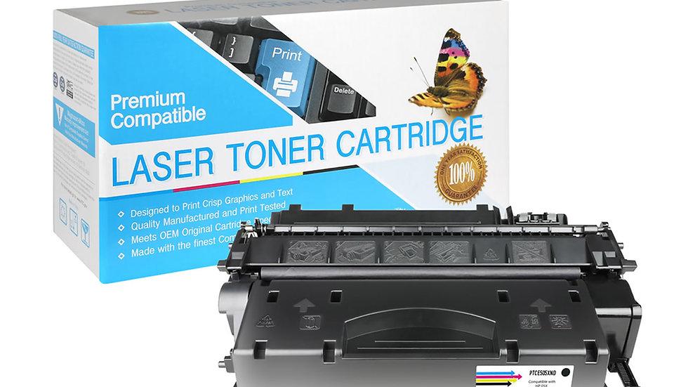 HP CE505X Compatible Toner- Black