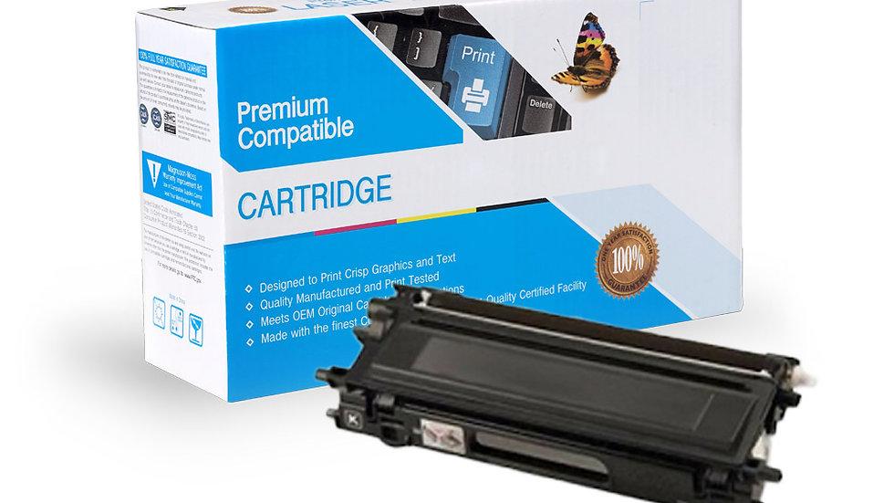 Brother TN210K Compatible Black Toner Cartridge