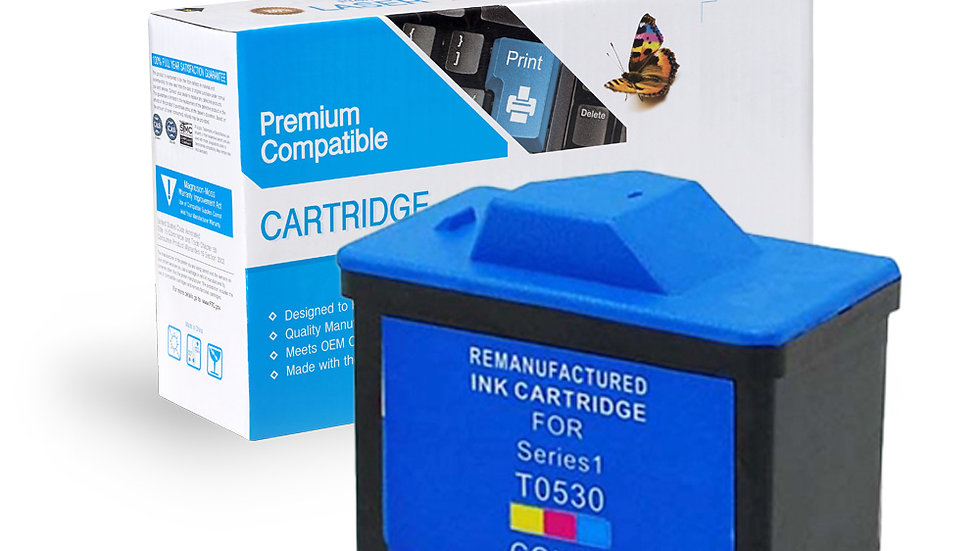 Dell Remanufactured Ink Cart T0530