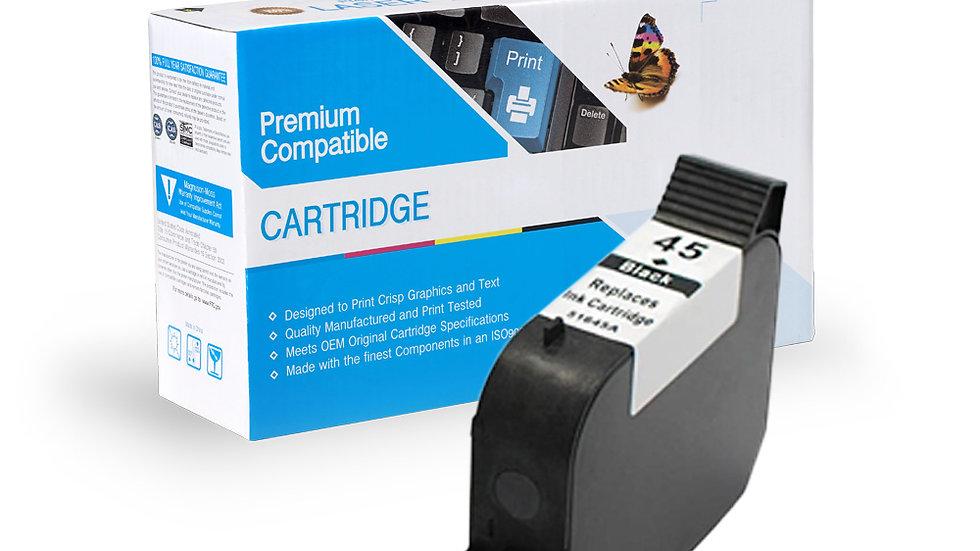 HP Remanufactured Ink Cart 51645A/D (No. 45)