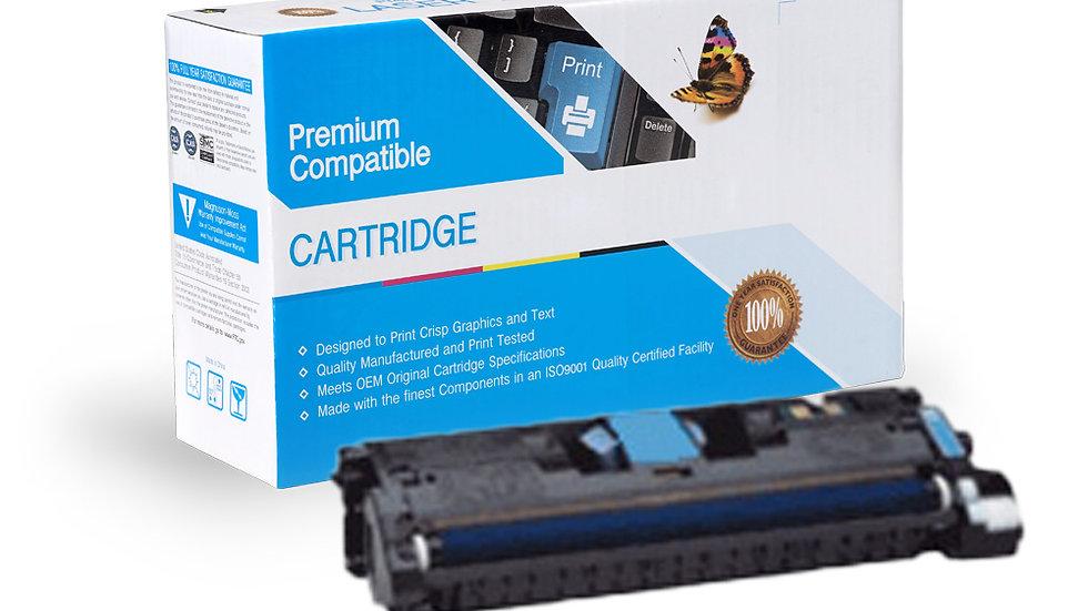 HP C9701A Compatible Cyan Toner Cartridge