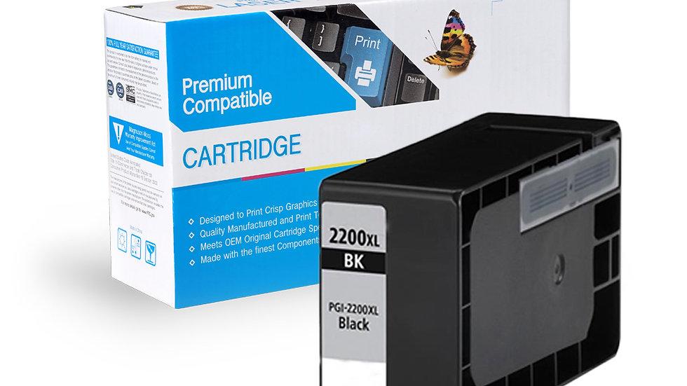 Canon PGI-2200XL Compatible Inkjet- Black