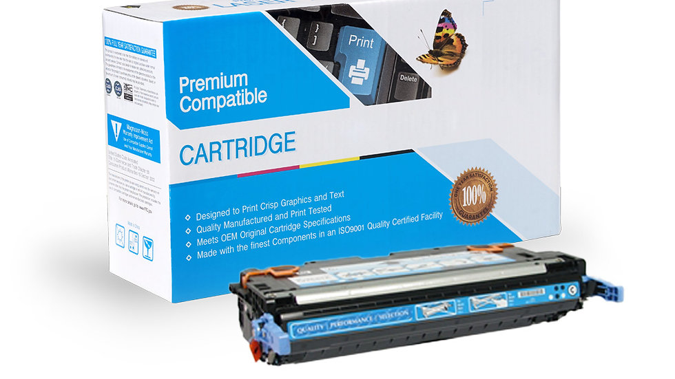 HP Q7561A Compatible Cyan Toner Cartridge