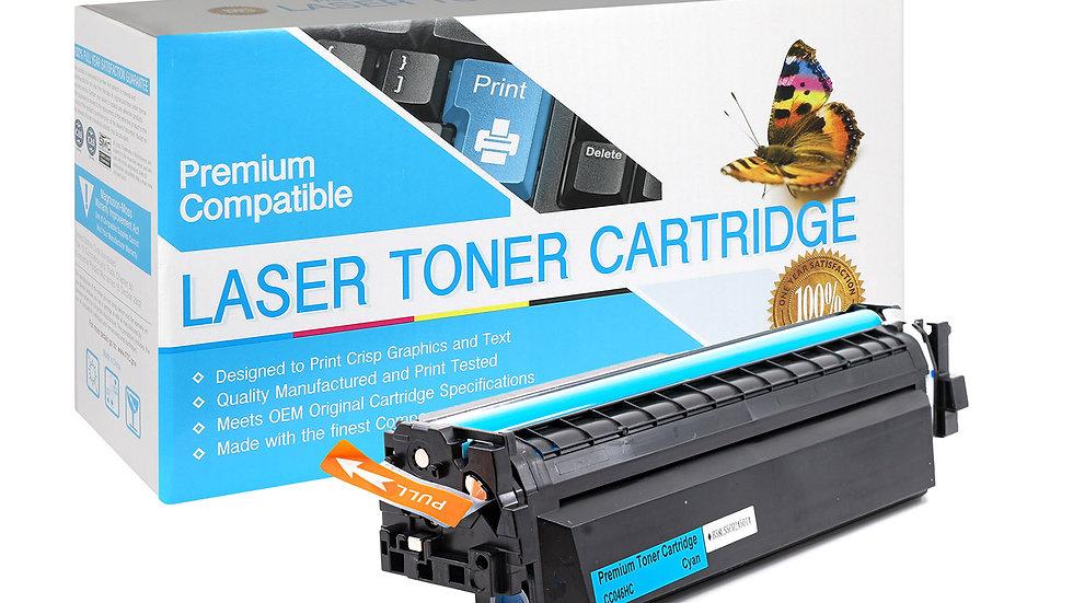 Canon 046H Hi-Capacity Compatible Toner- Cyan