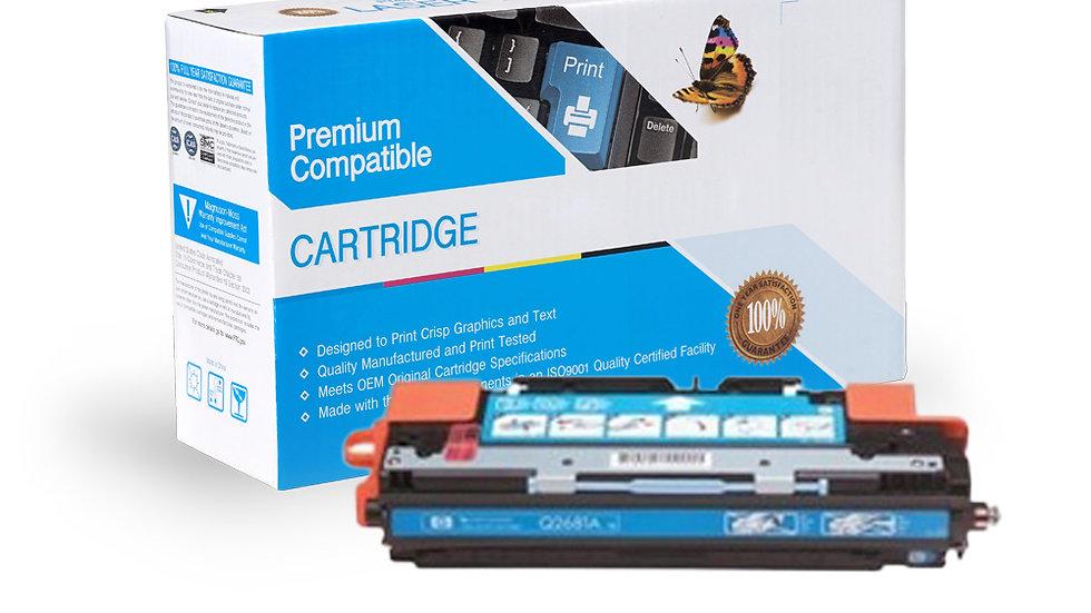 HP Q2681A Compatible Cyan Toner Cartridge