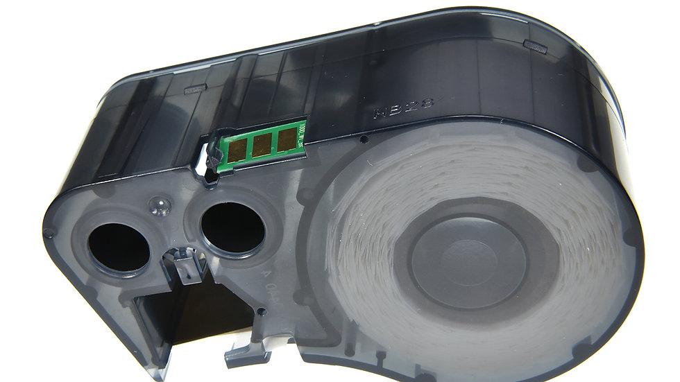 Brady MC-1000-595-WT-BK Comp. Label Cartridge-Black on White