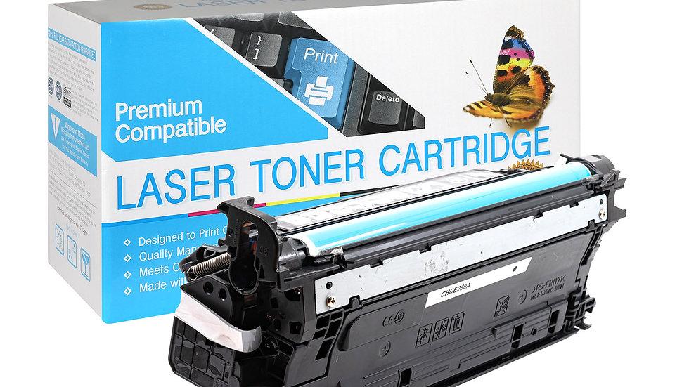 HP Compatible CE260A  Black Toner Cartridge