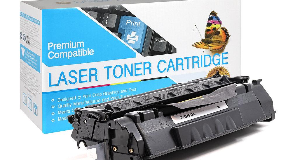 HP Q7553A Compatible Black Toner Cartridge
